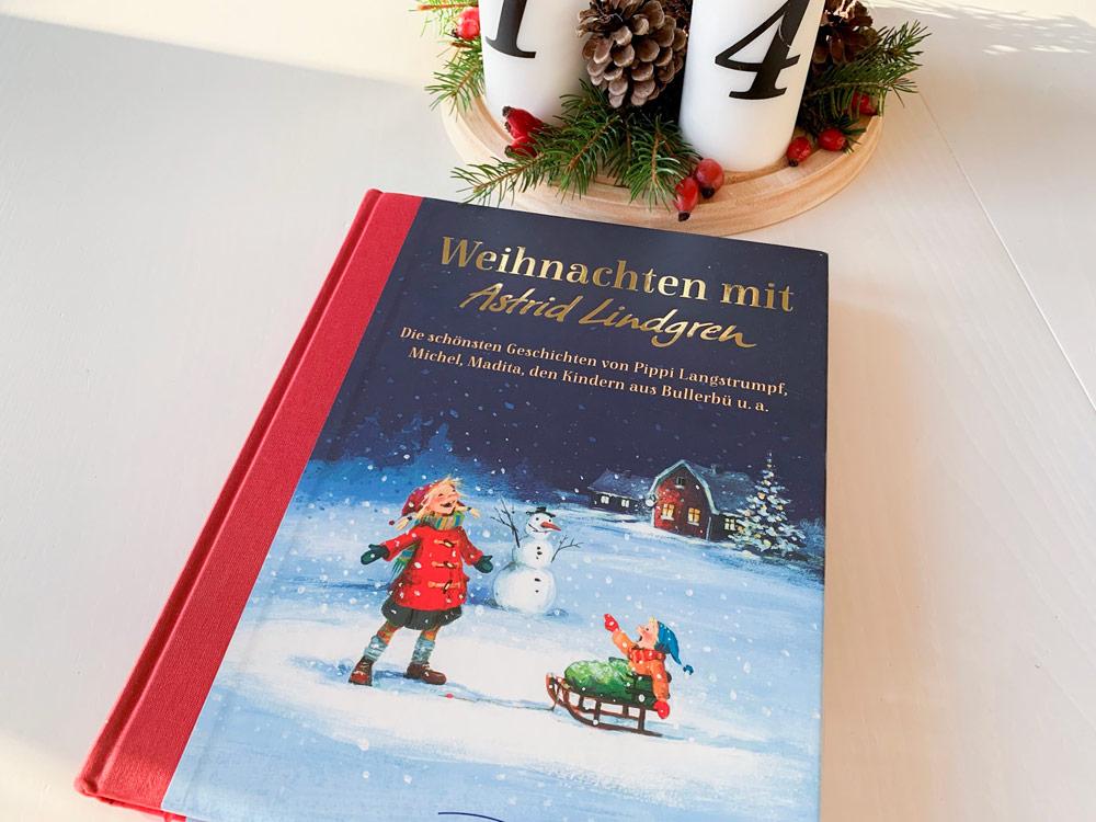 Bücher zur Adventszeit – Buchvorstellung Weihnachten mit Astrid Lindgren