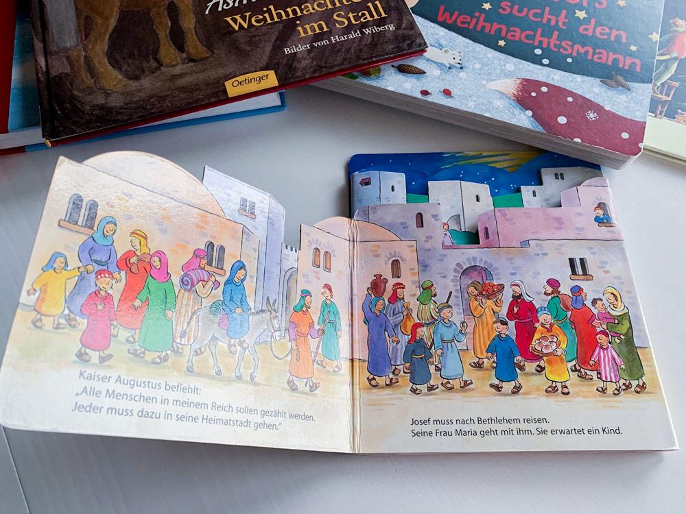 Bücher zur Adventszeit – Bethlehem