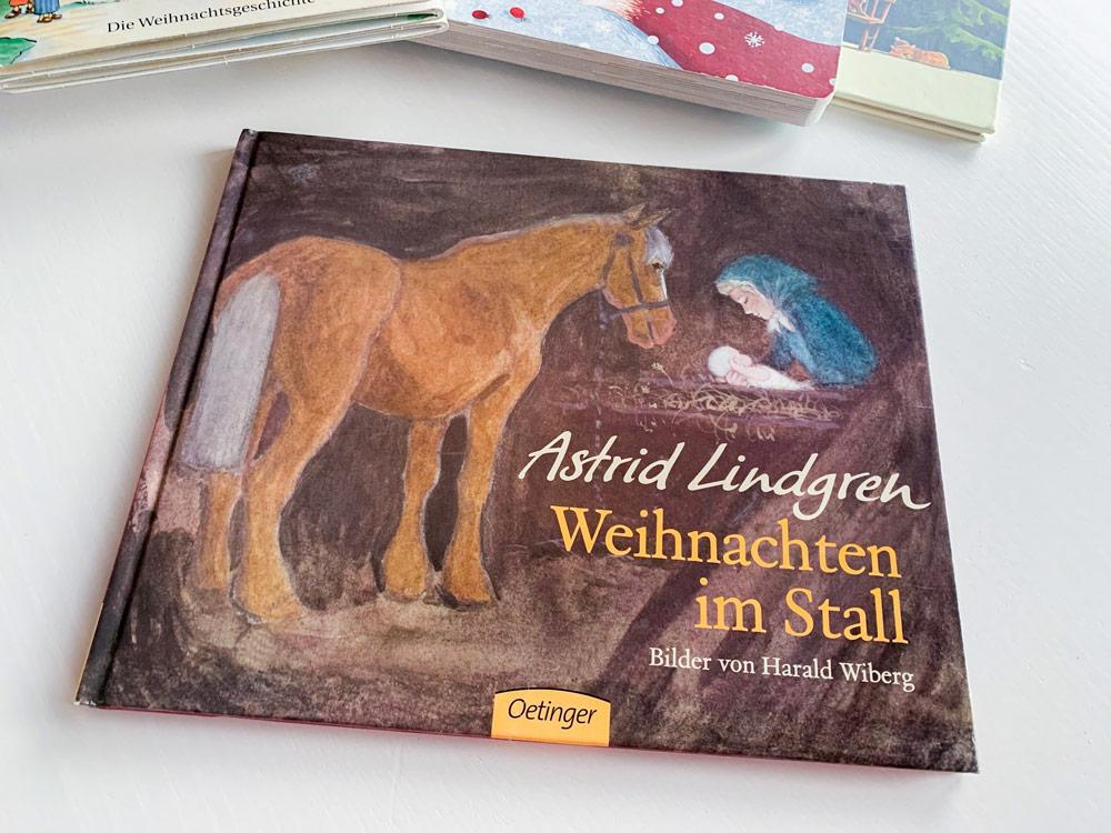 Weihnachten im Stall – Vorstellung von Bücher zur Adventszeit