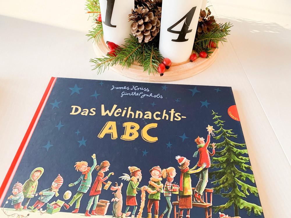 Bücher zur Adventszeit – Das Weihnachts–ABC